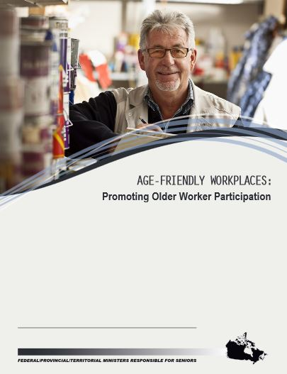 Age Friendly Workplaces Promoting Older Worker Participation