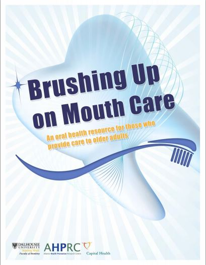 Brushing Up on Mouth Care Manual English
