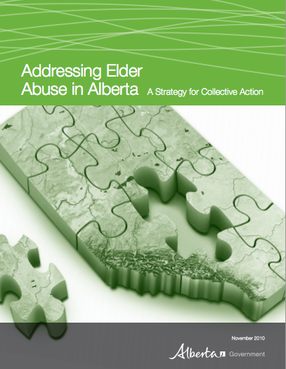 Alberta Elder Abuse Strategy