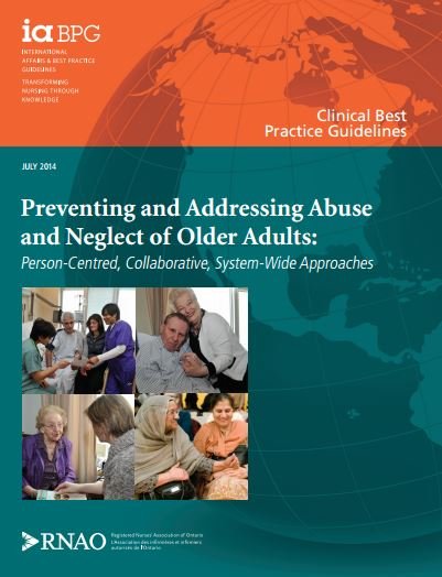 Preventing and Addressing Abuse RNOA