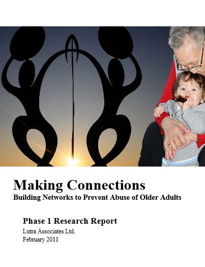 Making Connections Building Networks to Prevent Abuse of Older Adults