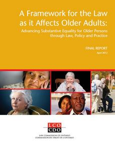 A Framework for the Law as it Affects Older Adults