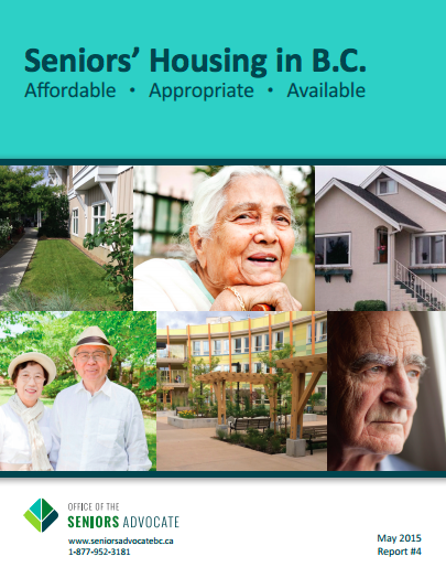 Seniors Housing in BC
