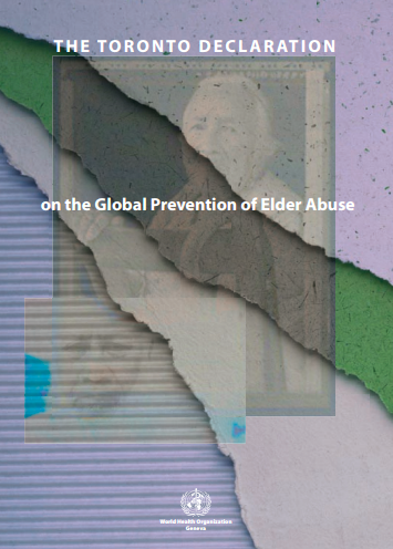 The Toronto Declaration for the Prevention of Elder Abuse