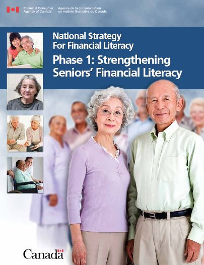 National Strategy for Financial Literacy Phase Strengthening Seniors Financial Literacy