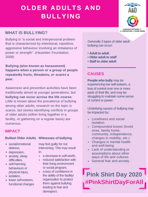 bullyingfactsheet cover