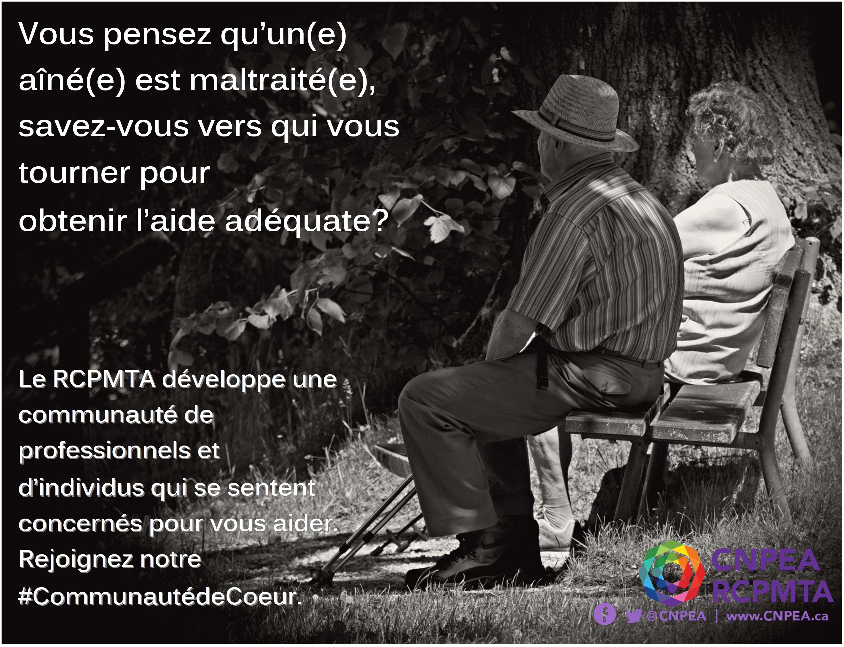 caring community for help francais