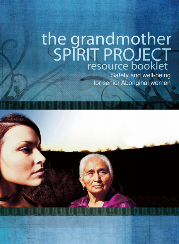 cover grandmother spirit project