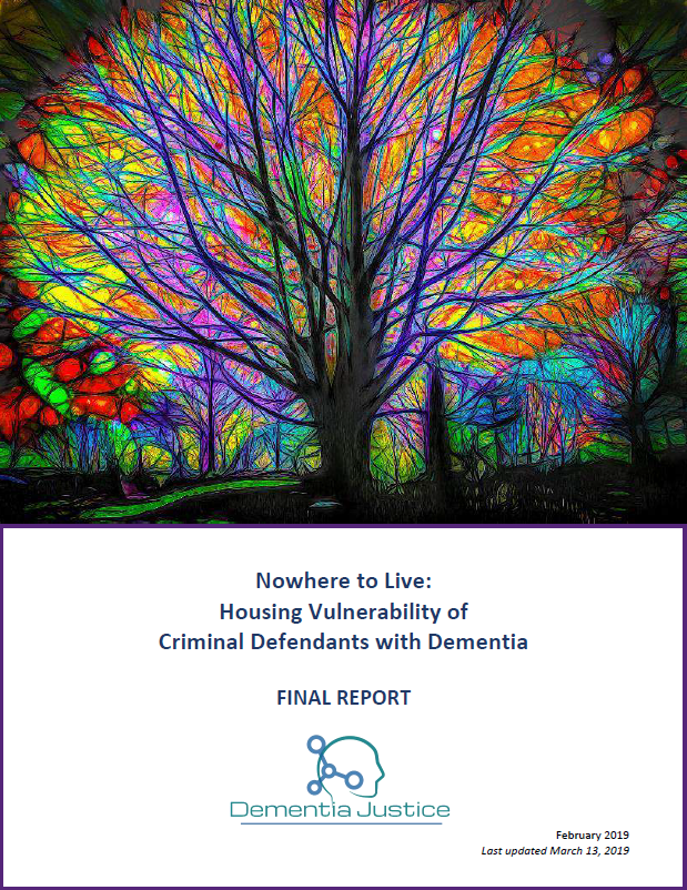 Nowhere to Live: Housing Vulnerability of Criminal