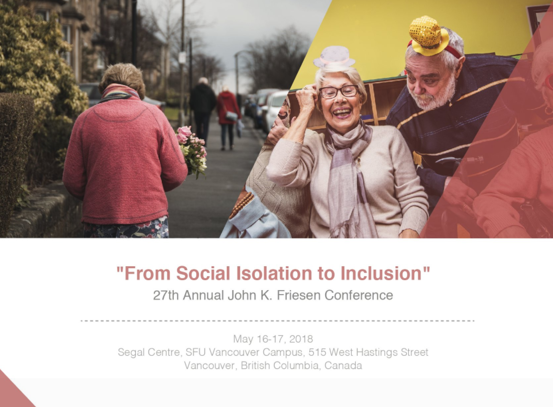 friesen conference 2018