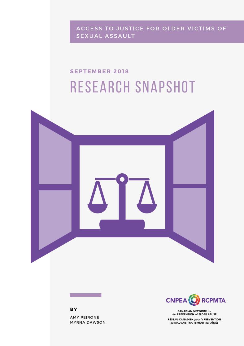 elder abuse research